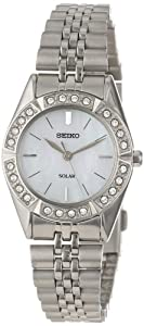 Seiko Women's SUP093 Dress Solar Classic Watch