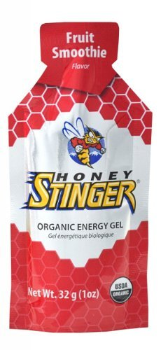 Honey Stinger Organic Gel Fruit Smoothie Organic Gel