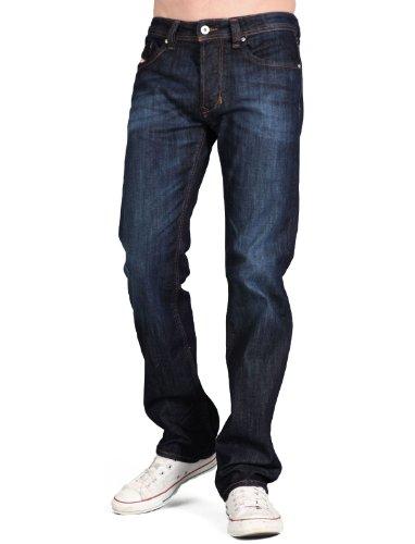 Diesel Larkee R0z8 Straight Blue Man Jeans Men - W32 L32