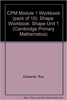 Cpm module 1 workbook pack of 10 shape for Cpm windows 10