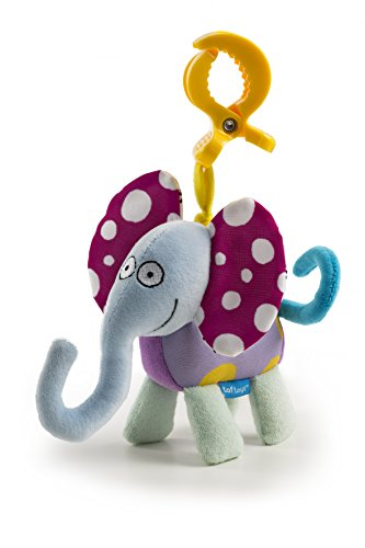 Taf Toys Busy Elephant Jitter Toy