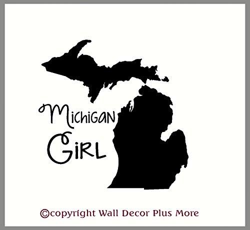 Wall Decor Plus More : Wall decor plus more wdpm state girl silhouette