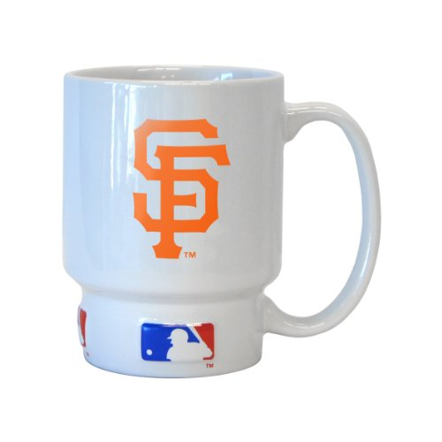 Mlb San Francisco Giants 16-Ounce Sculpted Batter Up Mug