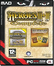 Heroes of Might and Magic III & IV Complete Collection