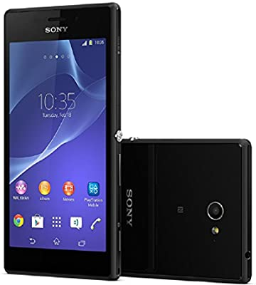 Sony Xperia M2 (Black, 8GB)