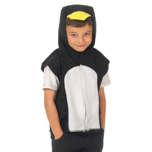Penguin T-shirt Style Costume for Kids