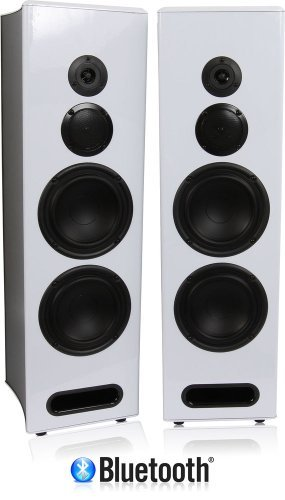 Limitless Creations Radiant 2 Bluetooth/Wireless/Wired Floorstanding Speakers For Home Audio