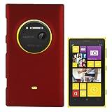 Rocina HardCase Mobile Phone Case Ultra-Slim for Nokia Lumia 1020 Dark Red