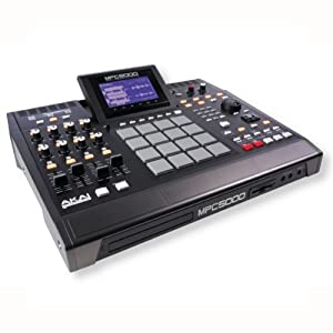 Akai Professional MPC 5000 Music Production Center