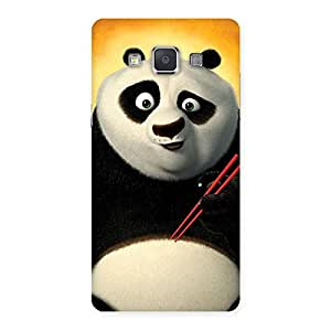 Ajay Enterprises Elite Cuty Kungfupanda Back Case Cover for Galaxy Grand Max