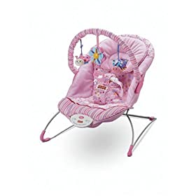 Fisher-Price Think Pink Bouncer: Baby