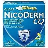 NicoDerm CQ Step 2 14mg, 21 Clear Patches