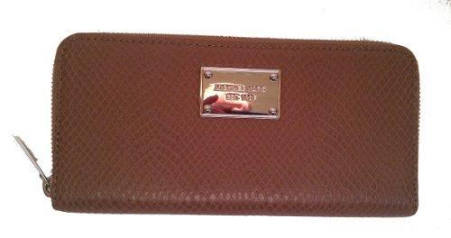 MICHAEL Michael KorsMichael Kors Jet Set Python Continental Wallet