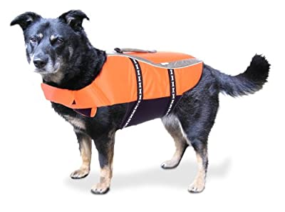 Kyjen Outward Hound Designer Pet Saver Life Jacket, Colors Vary