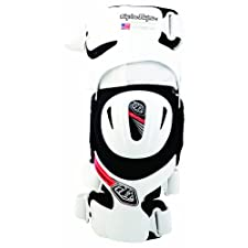 Troy Lee Designs Catalyst X Knee Brace System - Large/White