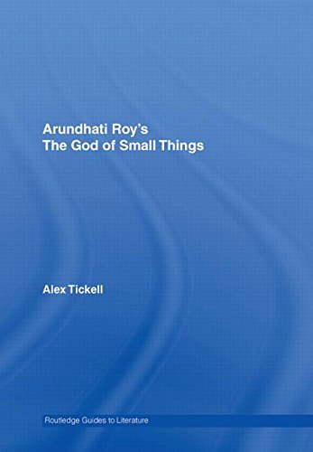 critical essays on god of small things Reading a portion of text out loud as a class or small group, followed by group analysis, can be an excellent provide background and context for the study of the god of small things, and introduce students to spokesperson of the anti- globalization movement, and a vehement critic of neo-imperialism and of the.