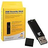 DIGITTRADE USS256 4GB USB Security Speicherstick mit 256 Bit AES Hardwareverschlüsselung und Passwort, inkl. Acronis Backup Software