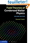 Field Theories of Condensed Matter Ph...