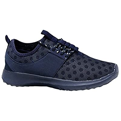 Ladies Women Girls Running Trainers Lightweight Gym Sports Shock Absorbing Shoes
