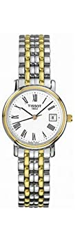 Tissot Women's T52228113 T-Classic Desire Two-Tone Watch from Tissot