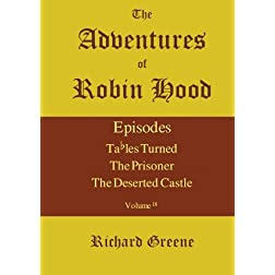 The Adventures of Robin Hood - Volume 18