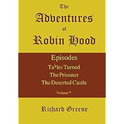The Adventures of Robin Hood - Volume 18