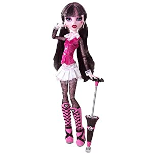Monster High Doll Draculaura Doll