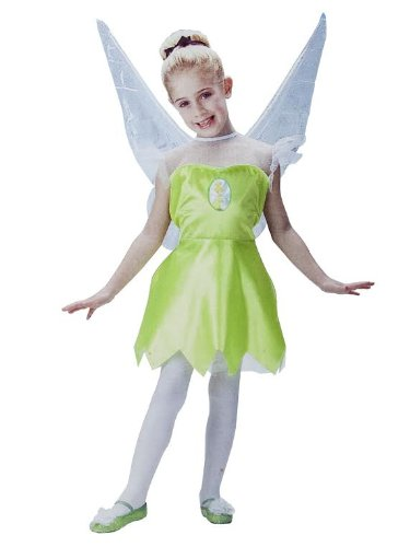 Fairies Tinkerbell Girls Costume
