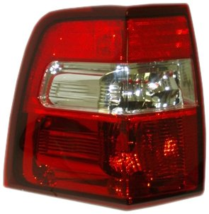 OE Replacement Ford Expedition Driver Side Taillight Assembly (Partslink Number FO2800201)