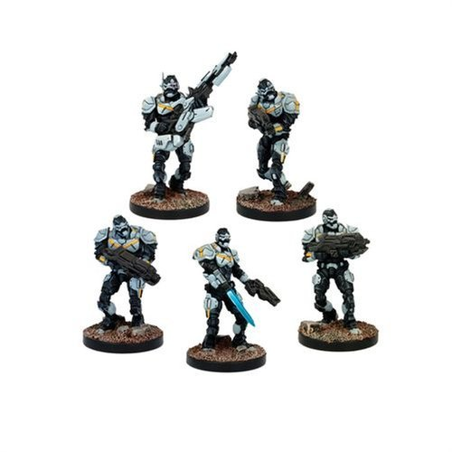 Deadzone: Enforcer Troops Booster