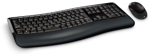 マイクロソフト ワイヤレス キーボード+マウス Wireless Comfort Desktop 5000 CSD-00028