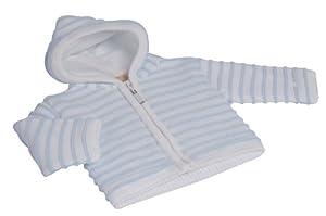 DEP International - Abrigo a rayas para bebé