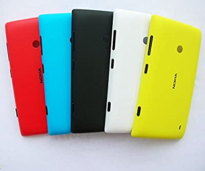 Original Housing Back Case for Nokia Lumia 520 Cover Replacement Repair Part Menenioagrippa Store by Nokia