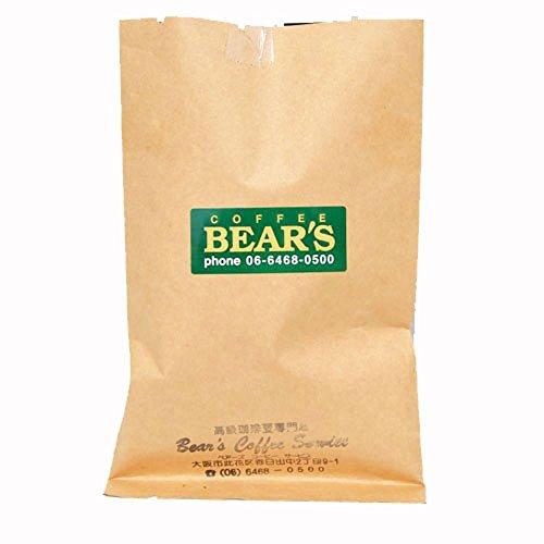 bears coffee コーヒー豆モカマタリ 100g (10杯分)(豆のまま) イエメン 精製方法ナチュラル