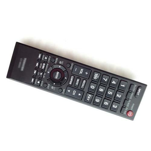 Z&T Remote Control Replacement For Toshiba 32Av502Rz 32Av50Su 32Av52R Lcd Led Hdtv Tv