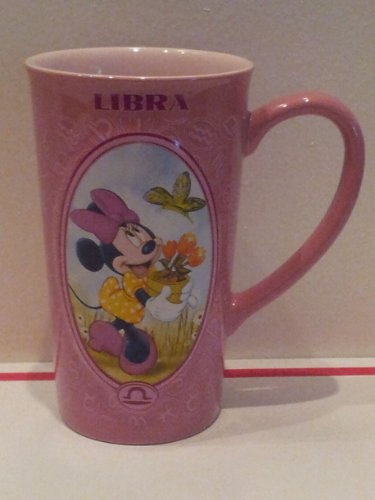 Disney Zodiac Mug (Libra) - Minnie Mouse Coffee Mug