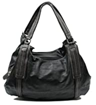 Hot Sale Scarleton Medium Satchel H103601 - Black