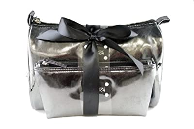 Best Cheap Deal for Kenneth Cole Reaction 2-Piece Cosmetic Bag Set Shimmer Black by Kenneth Cole - Free 2 Day Shipping Available