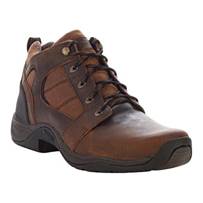 Buy Rocky Mens Waterproof Barnstormer Lace-Up Hiker Boot Round Toe by Rocky