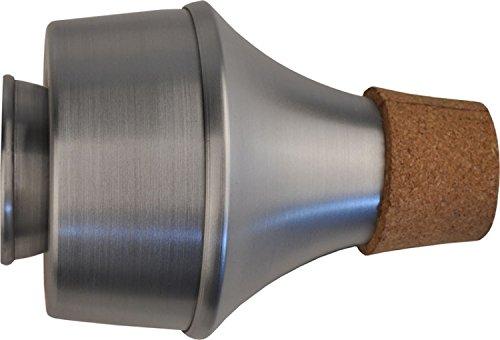 Steinbach Dämpfer für Trompete, Wow-Wow Effektdämpfer aus Aluminium