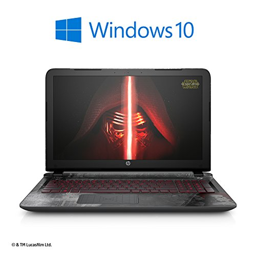 HP Star Wars Special Edition 15-an050nr 15.6-Inch Laptop (Intel Core i5, 6 GB RAM, 1 TB HDD)
