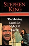 Stephen King: The Shining, Salems Lot, Night Shift, Carrie