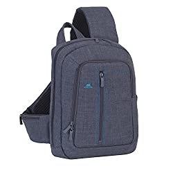 Rivacase 7529Rucksack for 13.3-inch Laptops (Grey)
