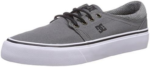 DC Shoes Trase Tx Se  Baskets mode homme - Gris (Dark Shadow) 44.5 EU
