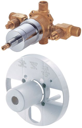 Danze D112000BT Single Control Pressure Balance Mixing Valve with Screwdriver Stops (Valve Screwdriver compare prices)