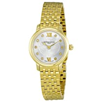 Frederique Constant Yellow Gold-tone Ladies Watch 200WHDS5B