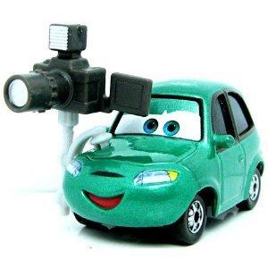 Disney/Pixar Cars Lenticular Eyes Series 2 Die-Cast Dash Boardman 1:55 Scale