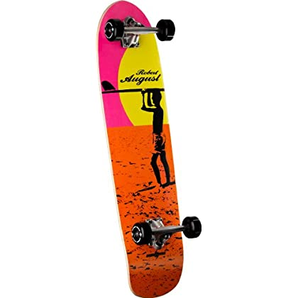 Surf One Robert August IV Complete Skateboard
