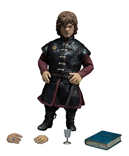 Game Of Thrones Tyrion Lannister Figura Scala 1:6