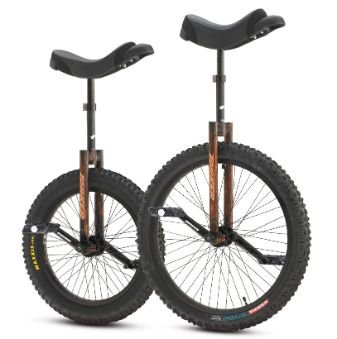 Torker Unistar DX Unicycle - 24